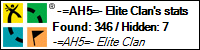 Profile for -=AH5=- Elite Clan