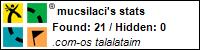 Profile for mucsilaci