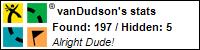 Profile for vanDudson