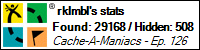Stats Bar for rklmbl