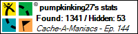 Stats Bar for Pumpkinking27