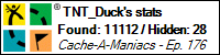 Stats Bar for TNT_Duck