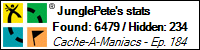 Stats Bar for JunglePete