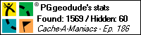 Stats Bar for PGgeodude