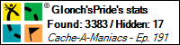 Stats Bar for Glonch'sPride