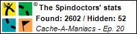 Stats Bar for Spindoc Bob