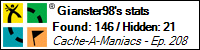 Stats Bar for Gianster98