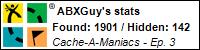 Stats Bar for ABXGuy