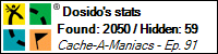 Stats Bar for Dosido