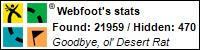 Profile for Webfoot