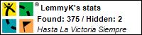 Profile for LemmyK