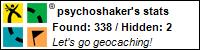 profile for psychoshaker
