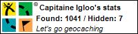 Profile for Capitaine Igloo