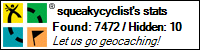 Profile for squeakycyclist