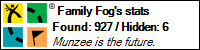 Geocaching profile for Family Fog