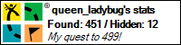 Profile for queen_ladybug