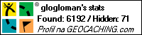 Profil na Geocaching.com