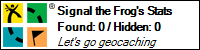 My Geochaching Stats