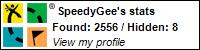 hier geht's zu meinem Profil bei geocaching.com ...