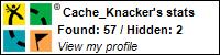 Cache_Knacker Statistik