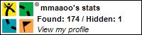 Geocaching mmaaoo profile
