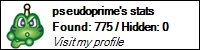 Profile for pseudoprime