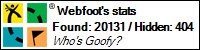 Profile for Webfoot
