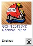 GCHN 2013 - Nachbar Edition