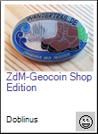 ZdM-Geocoin Shop Edition I