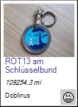 Rot 13 Key Coin