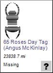65 Roses Day Tag (Angus Mc Kinlay)