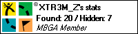 Profile for XTR3M_Z