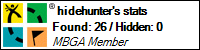 Profile for hidehunter