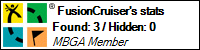Profile for FusionCruiser