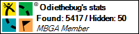 Profile for Odiethebug