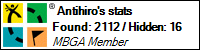 Profile for antihiro