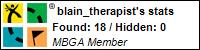 Profile for blaintherapist