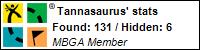 Profile for Tannasaurus