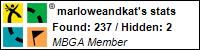 Profile for marlowandkat