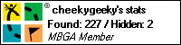Profile for cheekygeeky