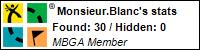 Profile for Monsieur.Blanc