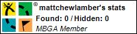 Profile for mattchewlamber13
