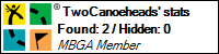 Profile for TwoCanoeheads