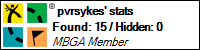Profile for pvrsykes