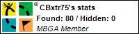 Profile for CBxtr75
