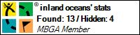 Profile for inland oceans