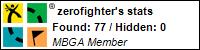 Profile for zerofighter