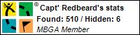 Profile for Capt Redbeard
