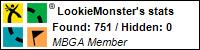Profile for LookieMonster