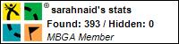 Profile for sarahnaid